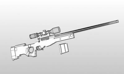 Как сделать снайперку своими руками из дерева